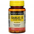 Mason Natural Garlic Oil 500 Odorless Softgels, 100 Count