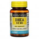 Mason Natural, DHEA, 50 mg, 30 Capsules