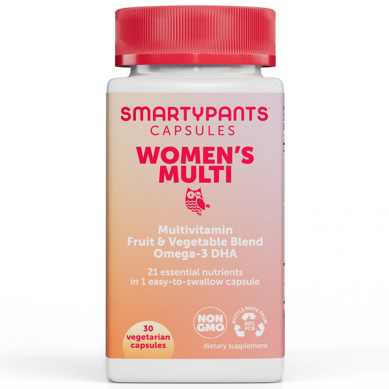 SmartyPants Women's Multi Capsule - 30 Count