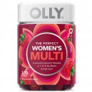 OLLY Women's Multivitamin Gummies - Berry - 130 Count
