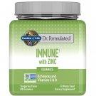 Garden of Life Adult Immune + Zinc Gummy - 60 Count