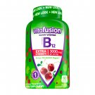 Vitafusion Extra Strength Vitamin B-12 Dietary Supplement Gummies - Cherry - 90 Count