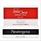 Neutrogena Rapid Clear Stubborn Acne Medication Spot Treatment Gel, 1 Oz