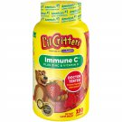 L'il Critters Immune C Dietary Supplement Gummies - Fruit - 190 Count