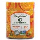 MegaFood Vitamin C Defense Vegan Gummies - Tangy Citrus - 70 Count