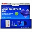 CVS Health Maximum Strength Acne Treatment Gel 10% 1 Oz