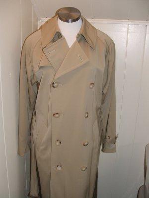Ralph Lauren BLACK LABEL Wool Trench Coat Size 10