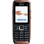 Nokia E51 Eseries (R.Steel) Mobile Phone