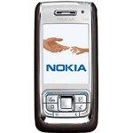 Nokia E65 Eseries (Mocha/Silver) Mobile Phone