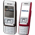 Nokia E65 Eseries Mobile Phone