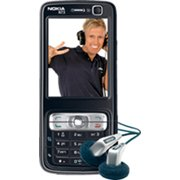 Nokia N73 Nseries Mobile Phone - Music Edition