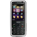 Nokia N77 NSeries (Black) Mobile Phone