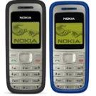 Nokia 1200 Mobile Phone