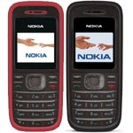 Nokia 1208 Mobile Phone