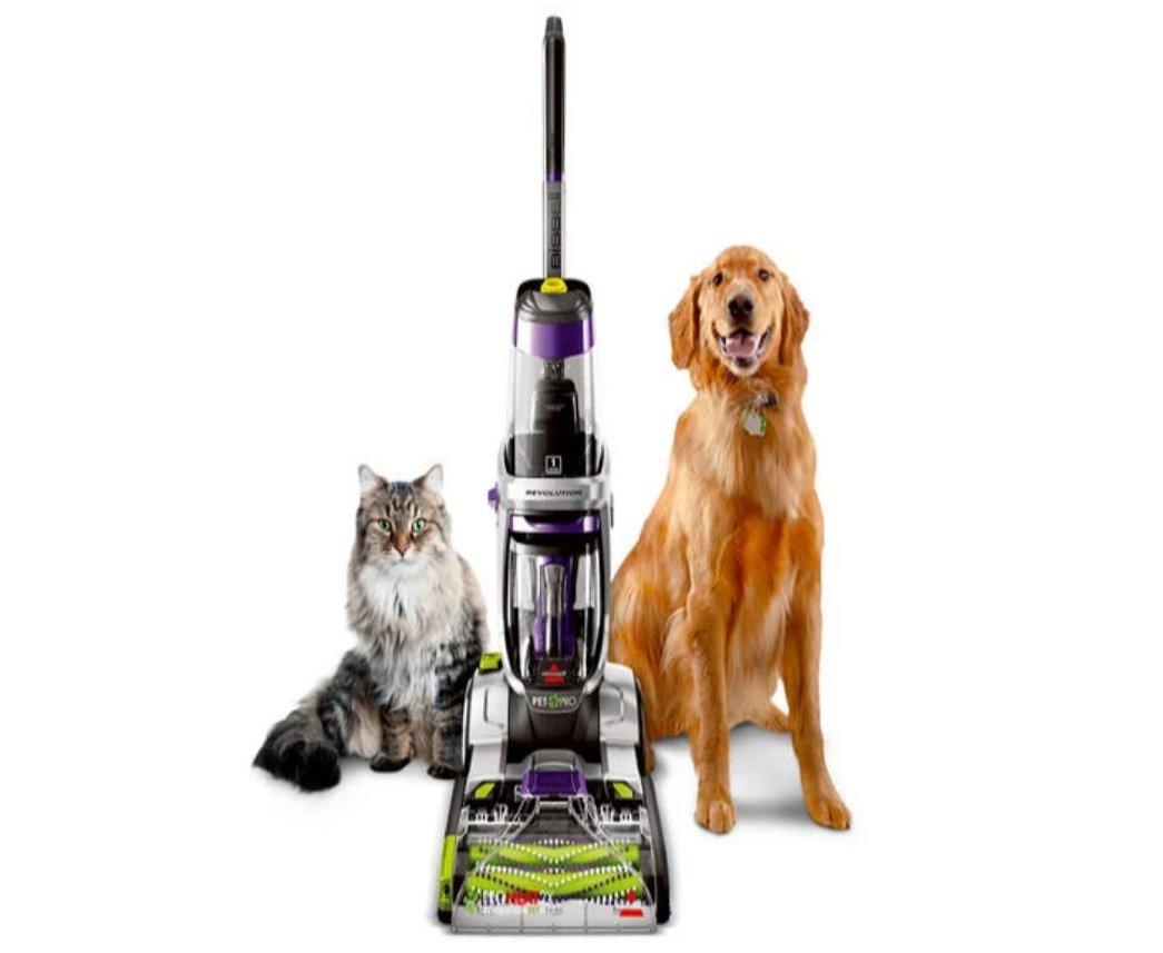 Bissell ProHeat 2X Revolution Pet Pro Carpet Cleaner - 22837