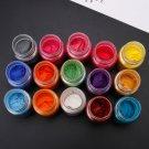 20 Colors Mica Powder Epoxy Resin Dye Pearl Pigment Natural Mica Mineral Powder - 15 Colors