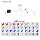 TouchFIVE 30/40/60/80 Color Markers Manga Drawing Markers Pen Alcohol Based Sketch Felt-Tip Oily Twi