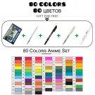 TouchFIVE art markers sets 30/40/60/80/168Colors Anime student design sketch manga  Alcohol Marker P