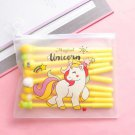 10Pcs/Set Gel Pen Unicorn Pen Stationery Kawaii School Supplies Gel Ink Pen School Stationery Office