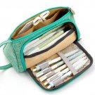 20 Colors Large Capacity Pencil Case Kawaii Pencilcase School Pen Case Supplies Pencil Bag School Bo