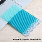 5/8/12 Office Gel Pen Set Erasable Refill Rod Erasable Pen Washable Handle 0.5mm Blue Black Green In