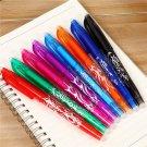 2020 Original Smart Reusable Erasable Notebook Pens Extra Fine Smooth 0.5mm Gel Black Red Ink Refill