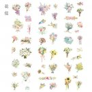 6pcs/pack Cartoon Cute Stickers Stationery Stickers for Decoration DIY Album Diary Planner Stickers