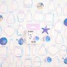 YUEGUANGXIA 46Pcs/box Girls Generation Scrapbooking Stickers Bullet Journal Supplies Kawaii Kids Sta