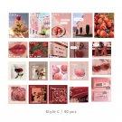 Mr.paper 4 Designs 40Pcs/lot Memory beauty Time Shard Retro Vintage Valentine Stickers Scrapbooking
