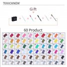 TOUCHNEW 30/40/60/80 Color Markers Manga Drawing Markers Pen Alcohol Based Sketch Oily Dual Brush Pe