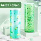 NBX  Multifunctional Pencil Box Large Capacity Pencil Cases Quicksand Translucent Creative Cylindric