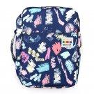 216 Slots Large Capacity Pencil Bag Case Organizer Cosmetic Bag For Colored Pencil Watercolor Pen Ma
