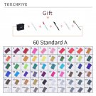 TouchFIVE 60/80/168 Colors Markers Set Manga Drawing Markers Pen Alcohol Based Sketch Felt-Tip Oily