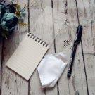 NEWYES Erasable Notebook Mini A7 Paper Reusable Smart Microwave Wave Cloud Erase Notepad Portable Di
