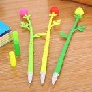 Jonvon Satone 30 Pcs Cute Gel Neutral Pen Stationery Black Ink Pen Wholesale Stationary Set School S