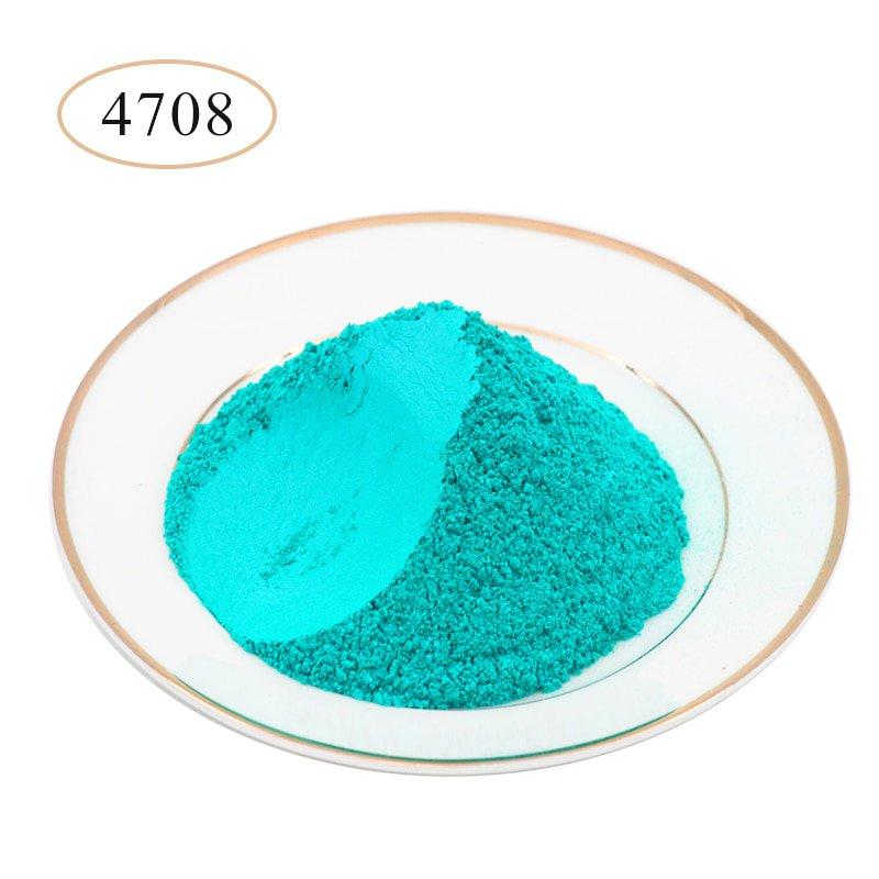 Pearl Powder Coating Natural Mineral Mica Powder DIY Dye Colorant  10g 50g for Soap Automotive Art C