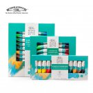 12/18/24Color Professional Acrylic Paint Set for Artist Painter Drawing Painting Art Pigment Supplie
