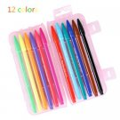 MONAMI 0.3 Mm 36 Colors Fineliner Pens Superfine Marker Pen Waterproof Anime Comic Pen Not Blooming