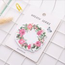 30PCS/Box Cute Kawaii Memo Pad Sticky Notes Bookmark Post Students Planner Stickers Stationery Offic