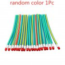 Colorful Magic Bendy Flexible Soft Pencil With Eraser Stationery Student Rubber Lead Pencils School