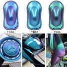 Chameleon Pigments Acrylic Powder Coating Dye 10g for Crafts Car Automotive Painting Decoration Arts