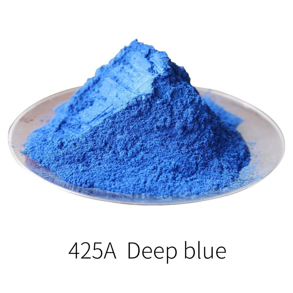 Type HC425A Pigment Pearl Powder Natural Mineral Mica Powder DIY Pearlized Dye Colorant for Soap Aut