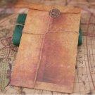 Coloffice Vintage envelope 10PCS/lot creative kraft paper envelopes DIY Decorative Envelope Small Pa