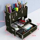 Ayane Creative Pen pencil holder Receiving Box Desktop  Learning  Penholder Office  desk organizer s