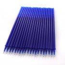 28Pcs/lot Kawaii Erasable Pen Refill Set Rods 0.38mm  Erasable Pen Blue Black Ink Refill Office Scho