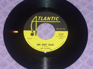 The Clovers Middle Of The Night / One Mint Julep  NM  Northern Soul 45