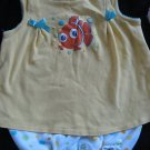 NEMO CUTE DOTS PRETTY SUNSUIT OUTFIT  LOT GIRL 18MO
