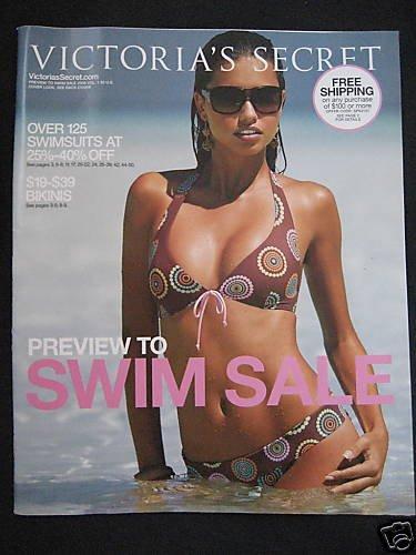 VICTORIA SECRET PREVIEW TO SWIM SEXY 2006