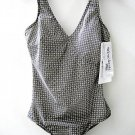 NWT NEW MIRACLESUIT SLIMMING CONTROL SWIMSUIT 10 $120