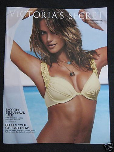 VICTORIA SECRET SPRING PREVIEW CATALOG 2006